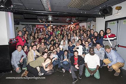 Fiesta Birratour 2016 organizada por MadridTB y MochilerosTV