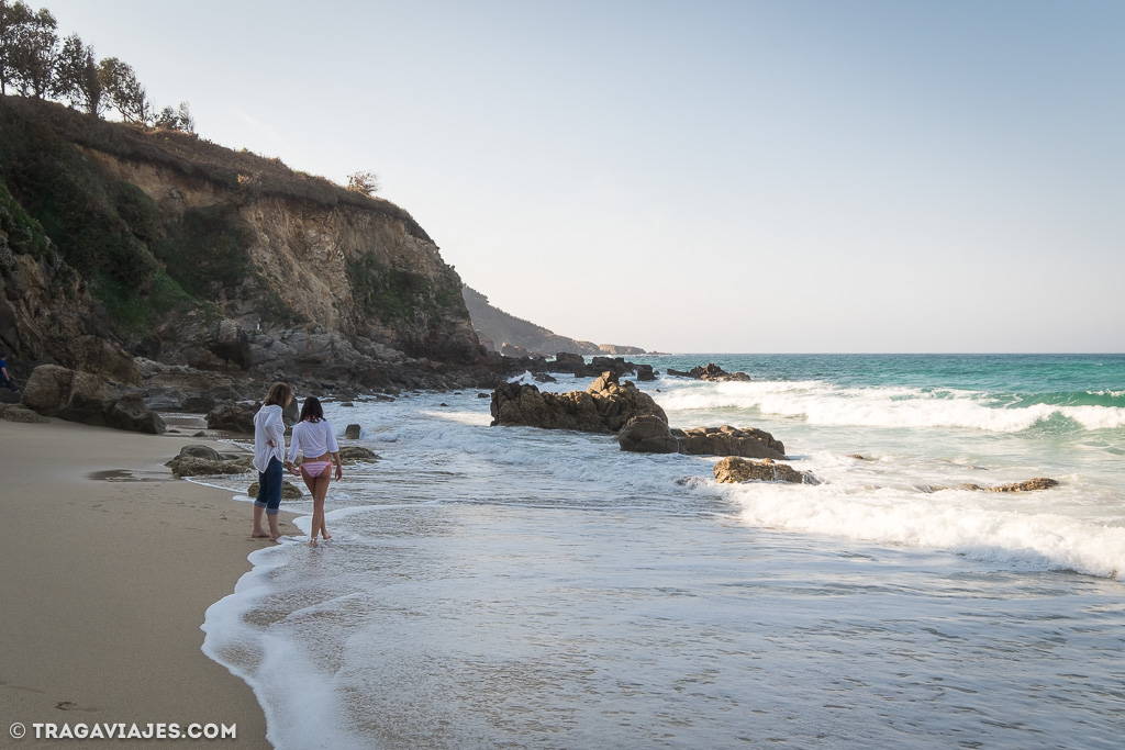 playa del razo