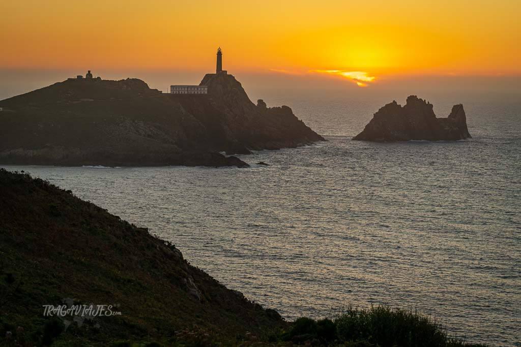 El faro más bonito de Galicia