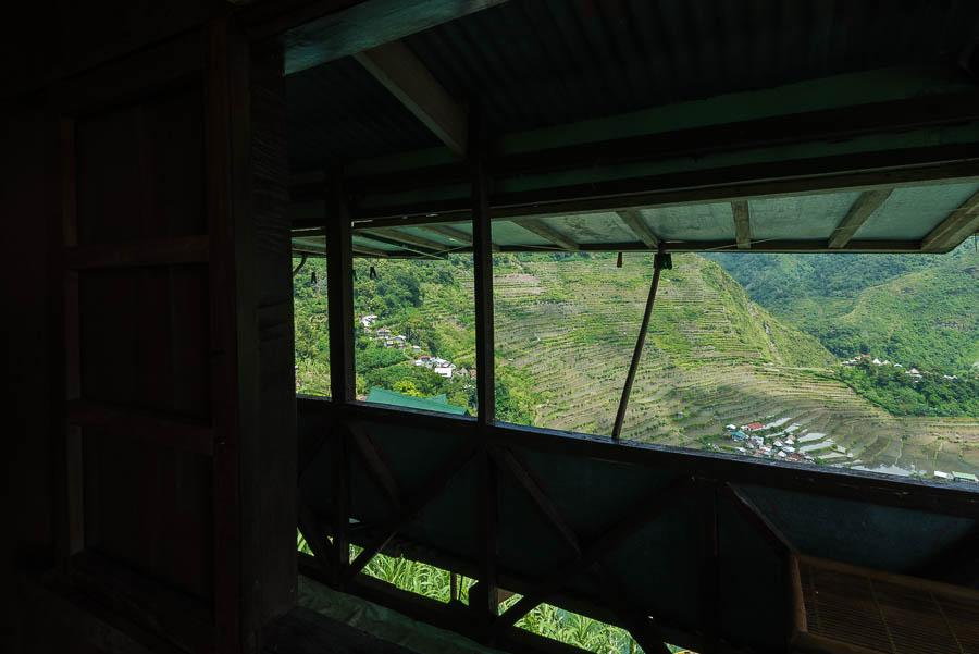 Terrazas de arroz de Batad, en Banaue, Filipinas