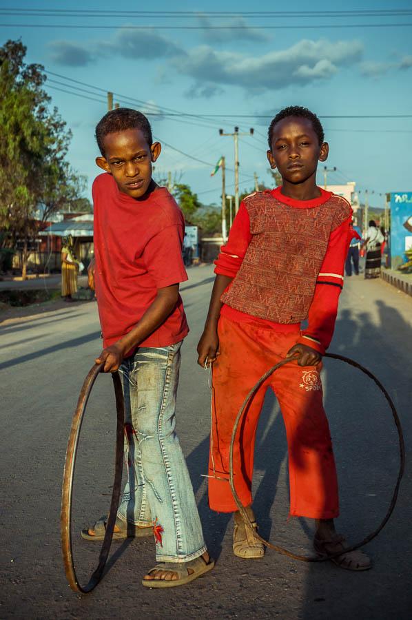 Tribus de Etiopía , al sur del país