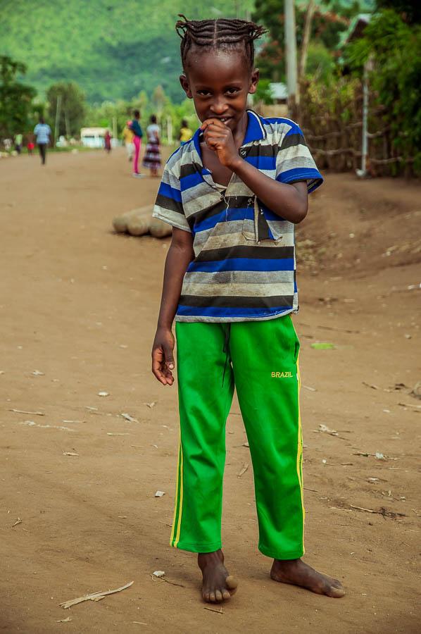 Tribus de Etiopia, al sur del País