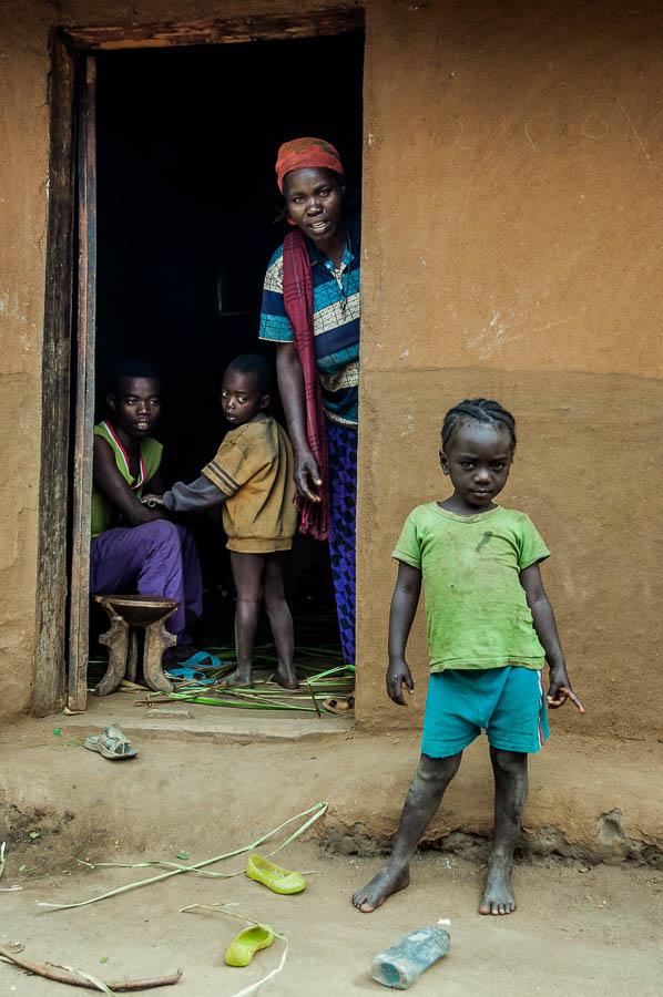 Familia Konso , Etiopía