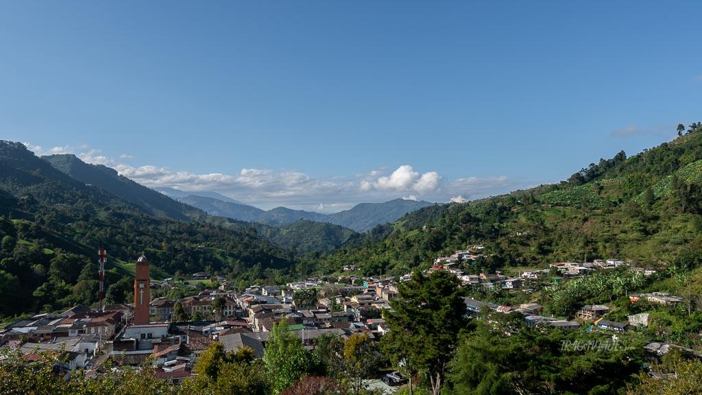 Eje Cafetero Colombia - Cerro Tarapacá