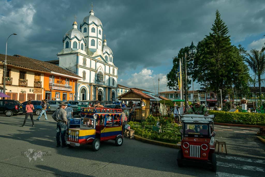 Pueblos de Colombia - Filandia