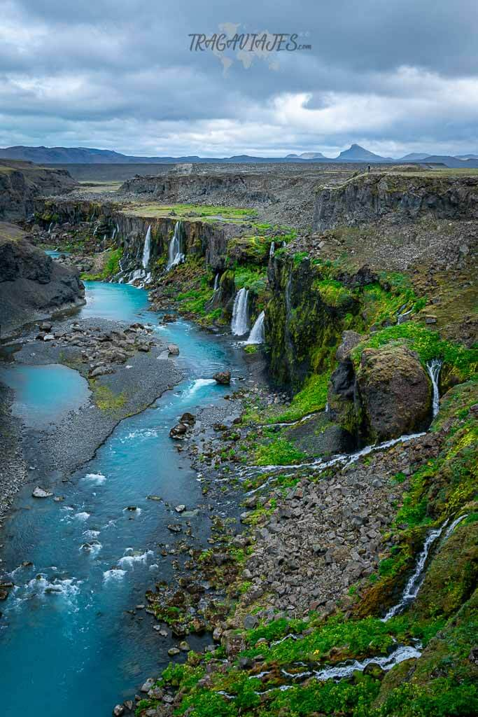Highlands Islandia ruta 8 días - Highlands-Islandia-ruta-8-dias-Highlands-Islandia-ruta-8-dias - Sigöldugljúfur