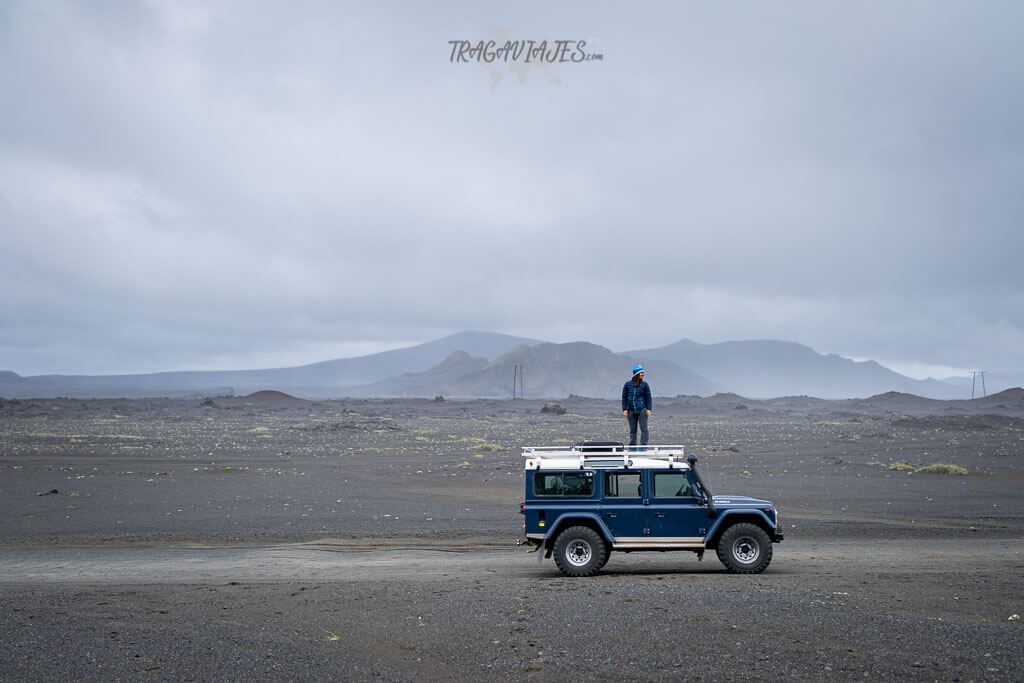 Highlands Islandia ruta 8 días - Inhóspitas Tierras Altas