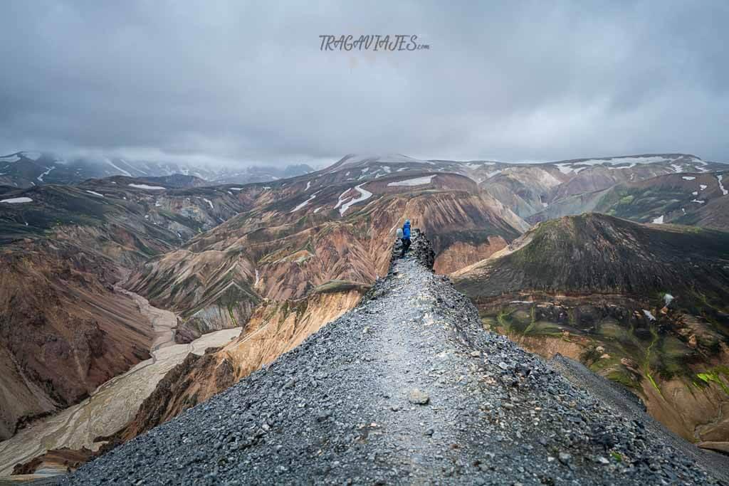 Highlands Islandia ruta 8 días - Pico de Bláhnjúkur