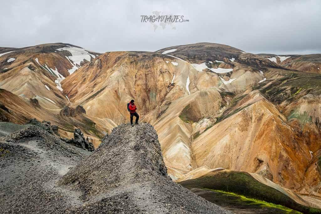 Highlands Islandia ruta 8 días - Ruta circular por Landmannalaugar