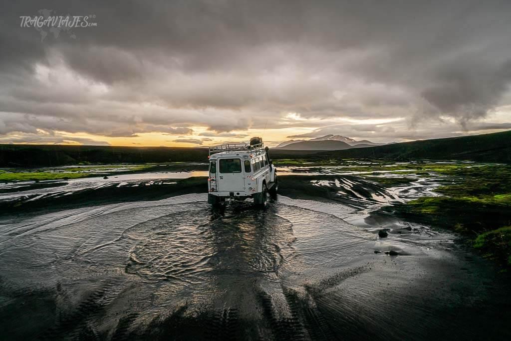 Highlands de Islandia - Las indómitas Tierras Altas