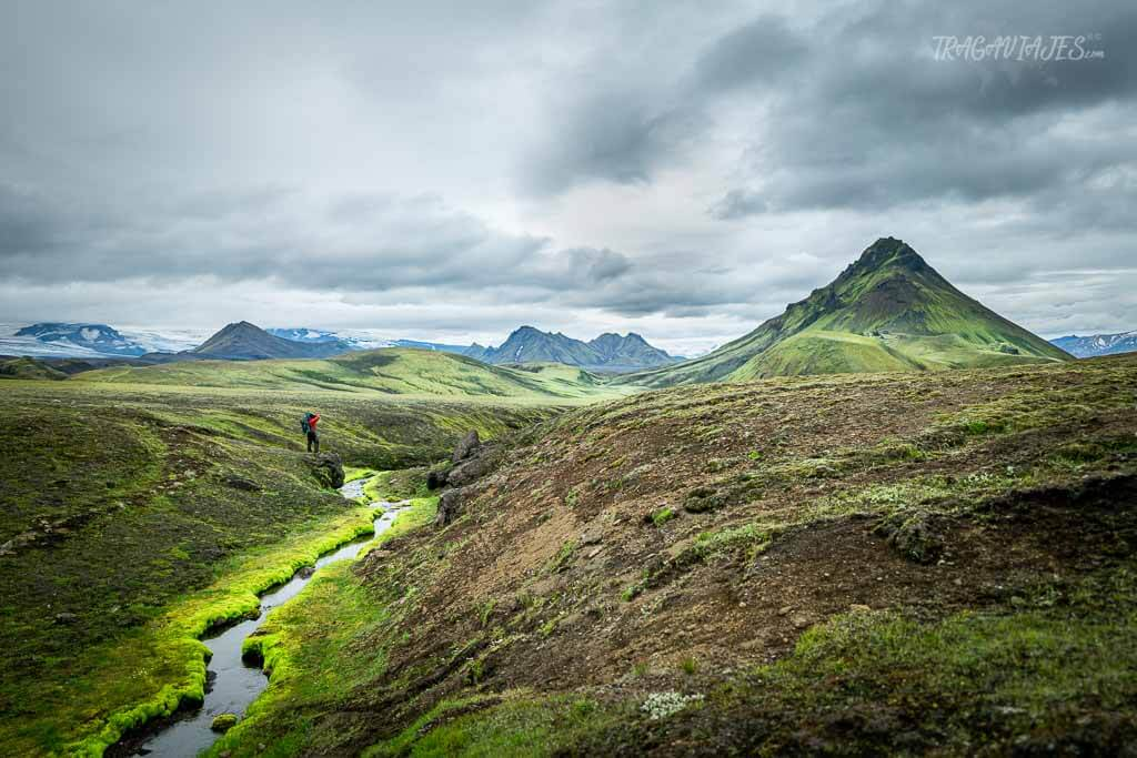 Highlands de Islandia - Volcán Stórasúla