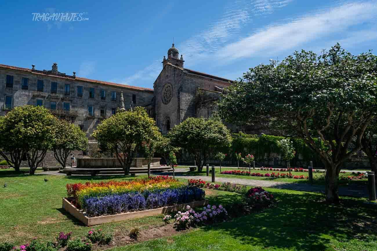Qué ver en Pontevedra - Plaza da Ferraría