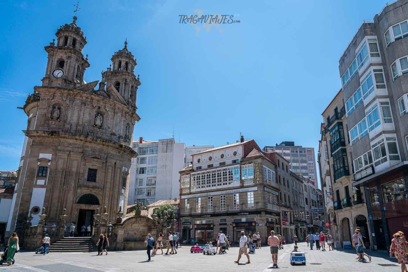 Qué ver en Pontevedra -