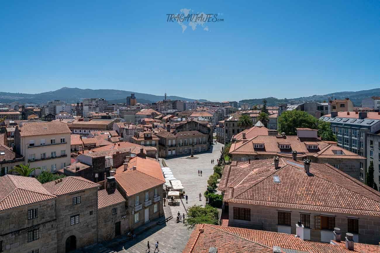 Vistas de Pontevedra