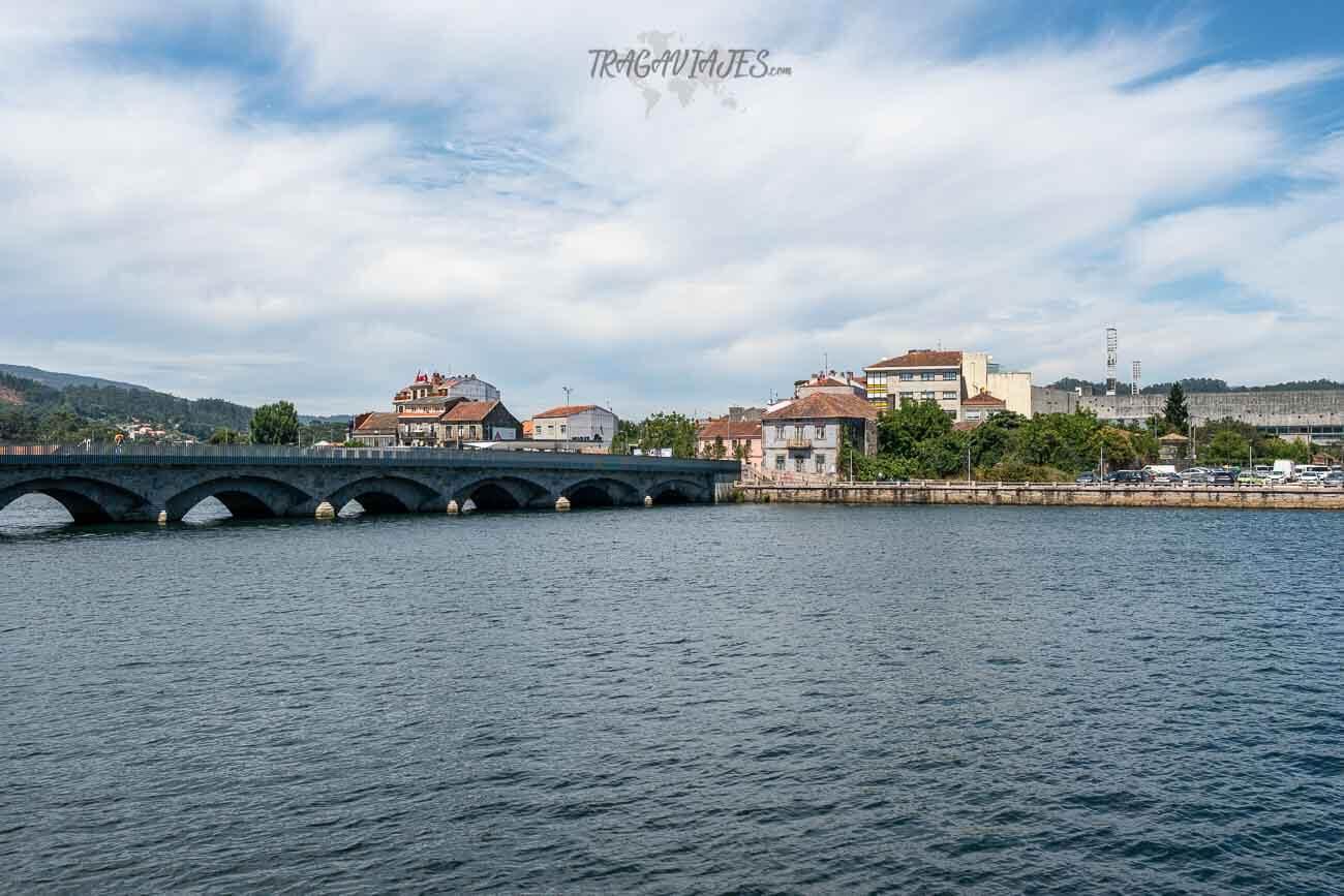 Qué ver en Pontevedra - Puente de O Burgo