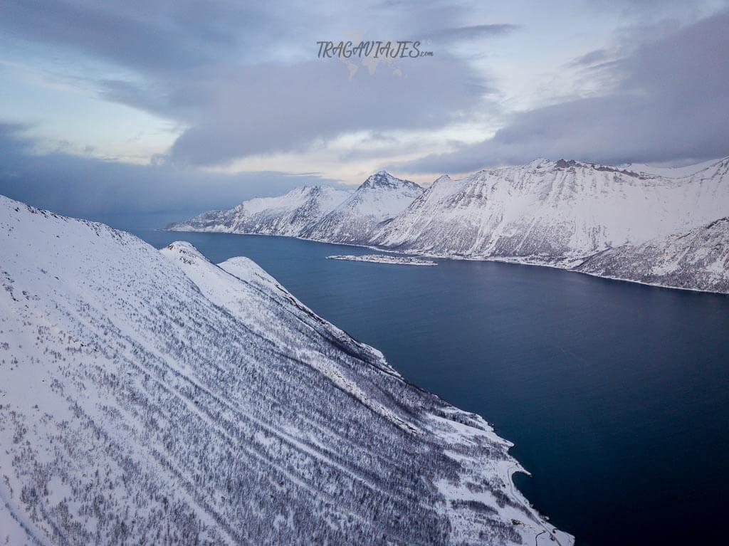 Isla de Senja en Noruega - Husøy