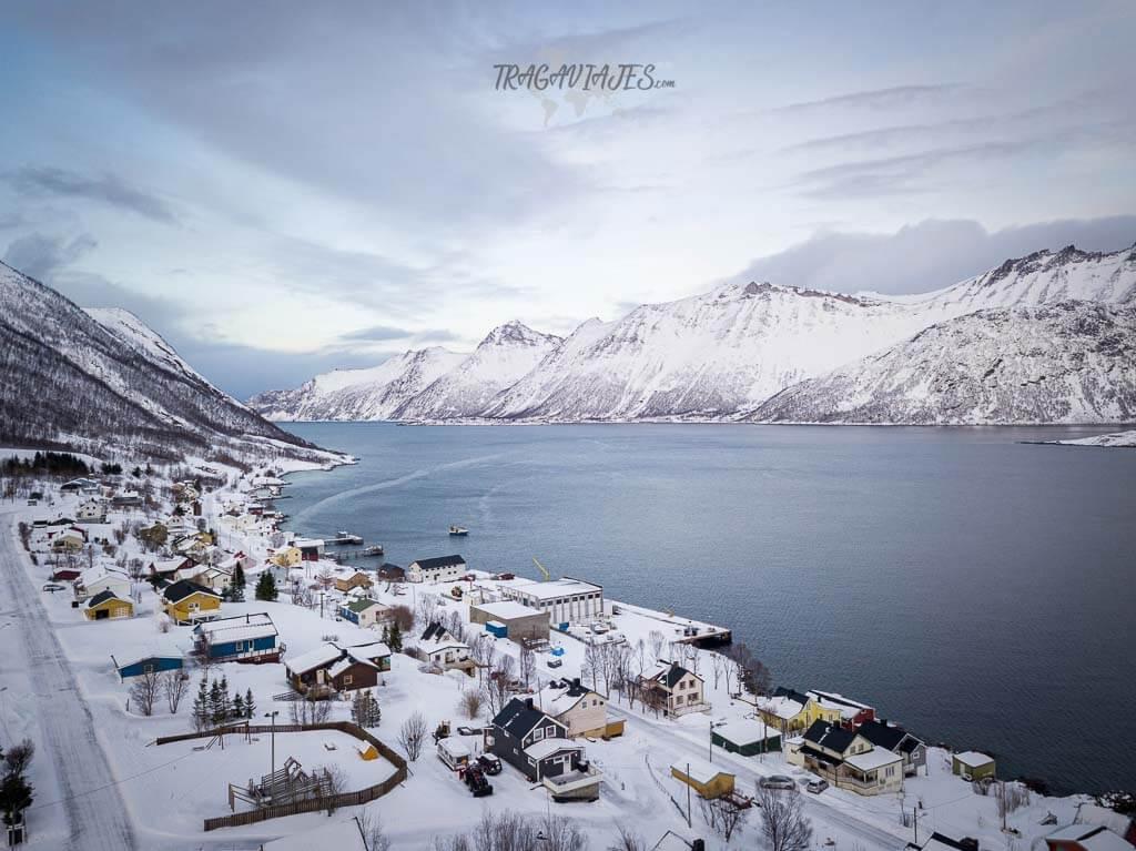 Ruta por Senja en Noruega - Fjordgård