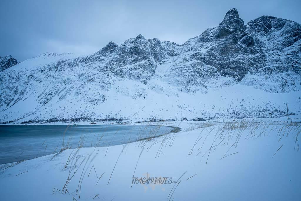Isla de Senja Que Ver - Playa de Ersfjord