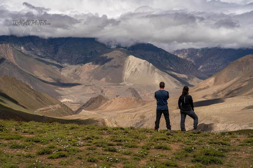Lower Mustang - De camino a Lubra