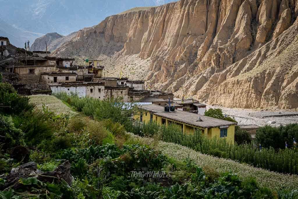 Lower Mustang Nepal - Lubra