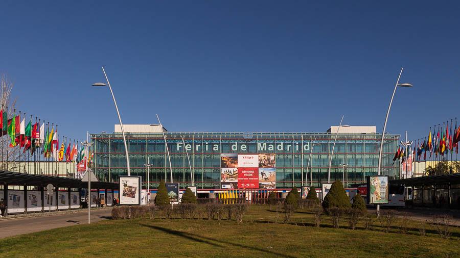 Fitur 2016 Edificio Ifema