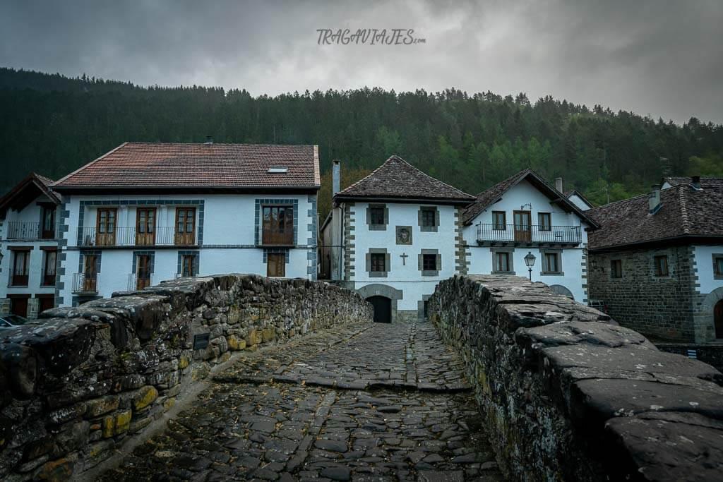 Pueblos bonitos de Navarra - Ochagavía