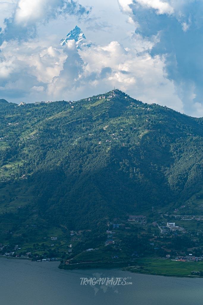 Qué hacer en Pokhara - Machapuchare