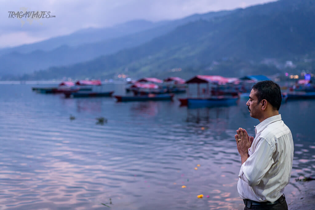 Qué hacer en Pokhara - Lago Phewa