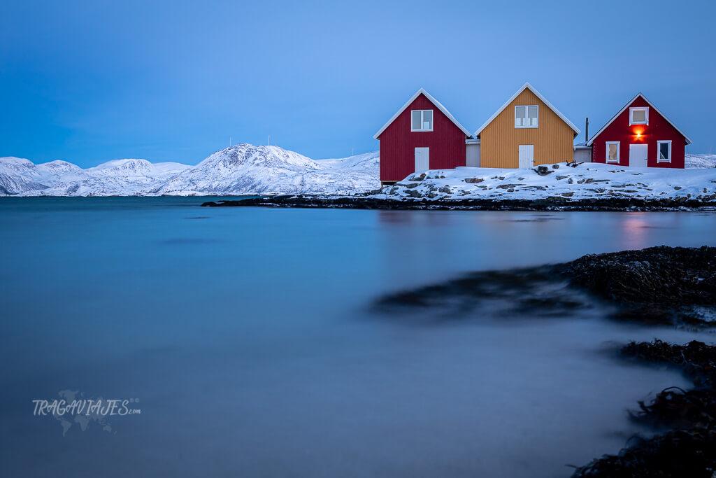 Qué ver cerca de Tromso - Hillesøya