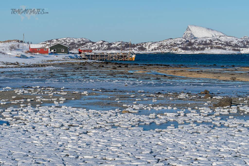 Visitar la isla de Sommarøya