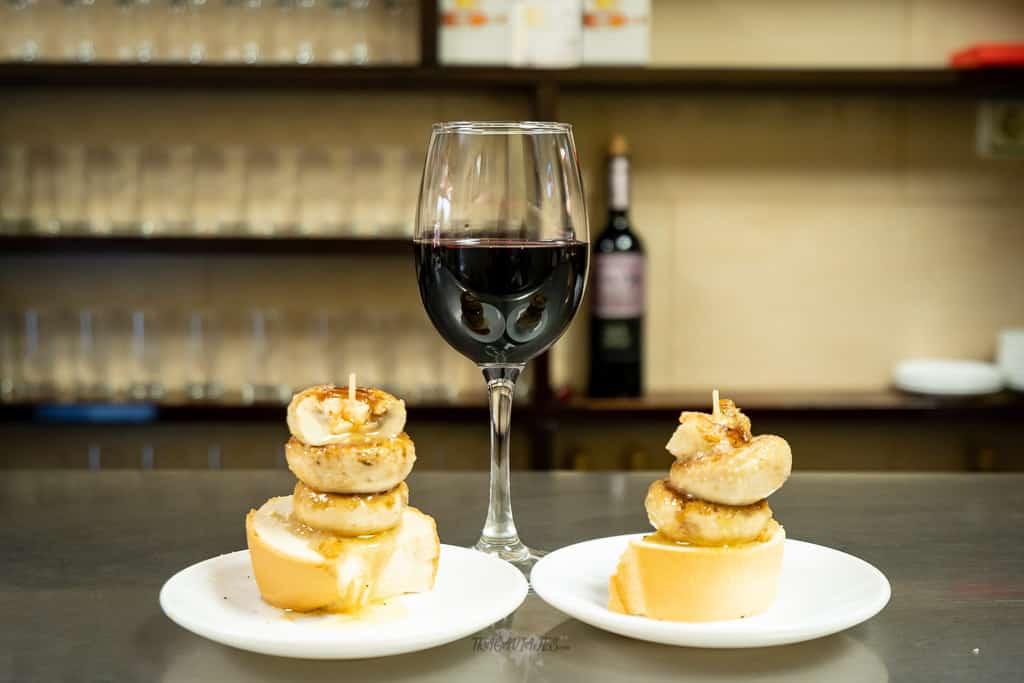 Qué hacer en la Rioja en 3 días - Calle Laurel