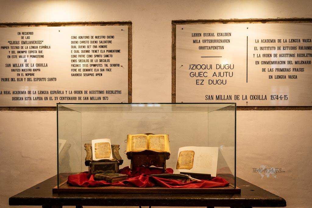 Qué hacer en la Rioja en una ruta de 3 días - Monasterio de San Millán de Yuso