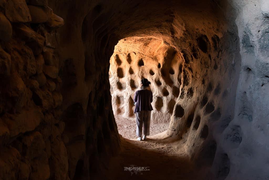 Qué hacer en la Rioja en una ruta de 3 días - Cueva de los Cien Pilares