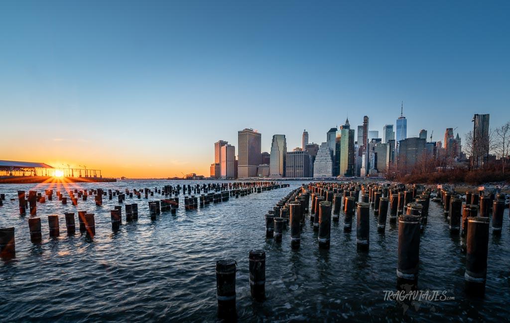 Qué hacer en Nueva York - Muelle Pier 1