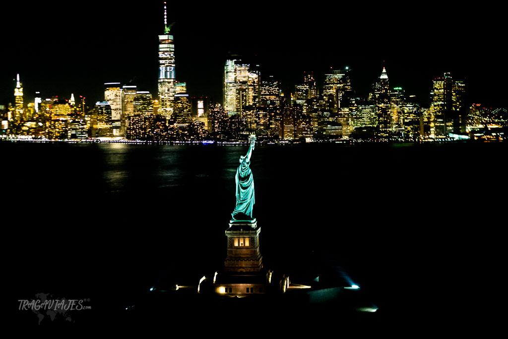 Qué hacer en Nueva York - Manhattan desde el helicóptero