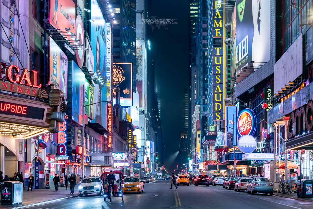 Luces de Nueva York - Broadway