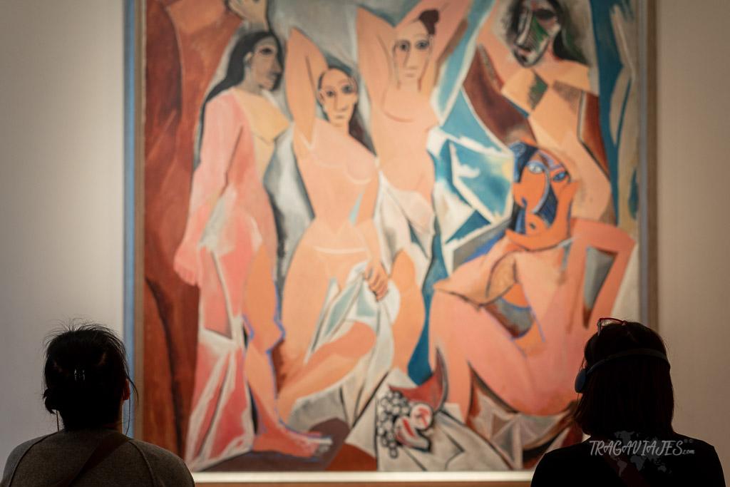 Qué hacer en Nueva York en una semana - Las señoritas de Avignon