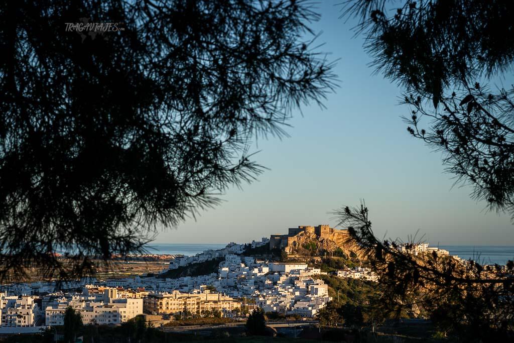 Qué hacer en Salobreña - Vista del castillo de Salobreña
