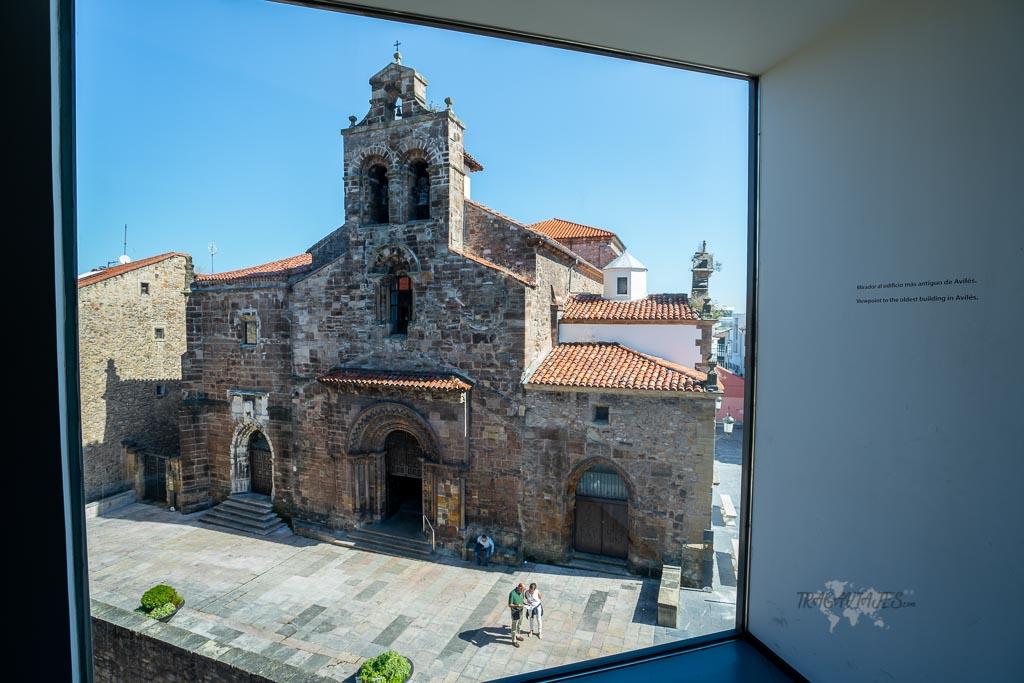 Qué ver en Avilés en 1 día - Museo de la historia urbana de Avilés