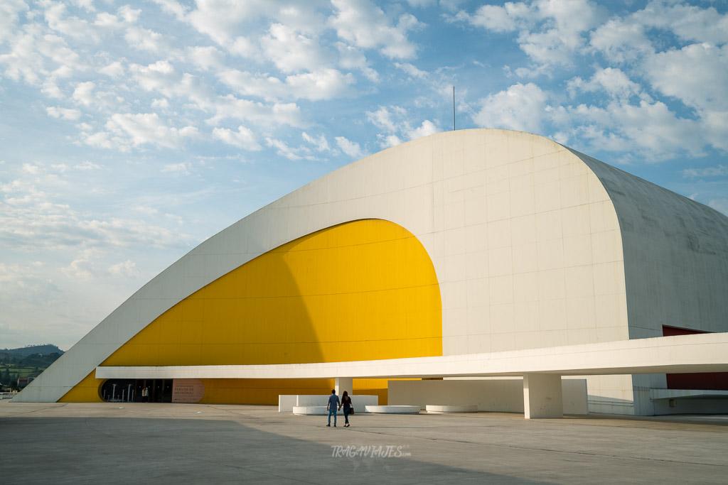 Qué ver en Avilés en 1 día - Niemeyer
