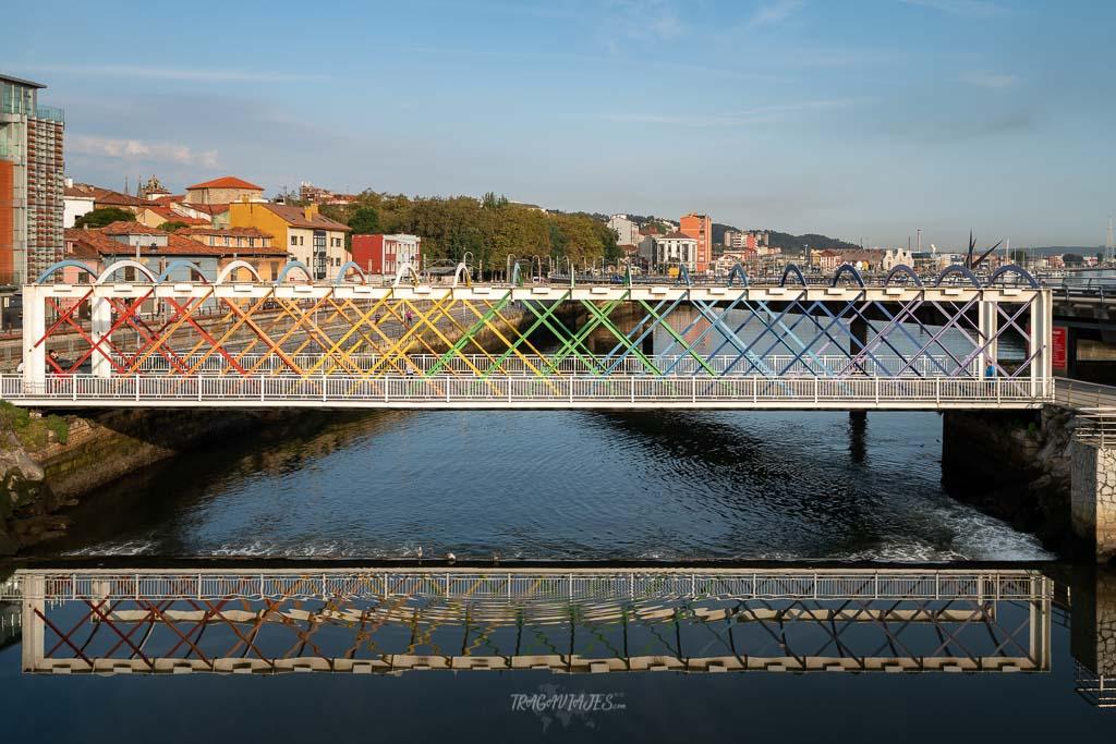 Qué ver en Avilés en 2 días - Puente de San Sebastían