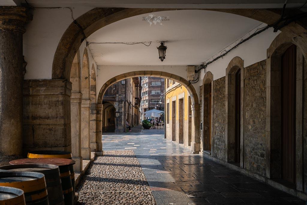 Qué ver en Avilés y alrededores - Calle Galiana