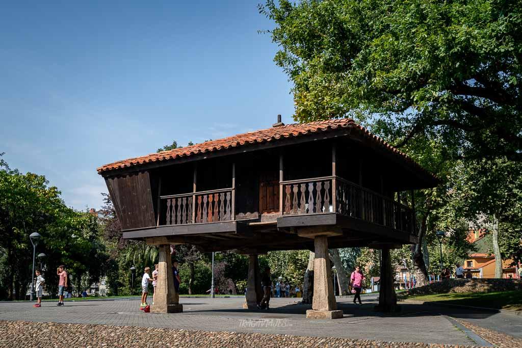 Qué ver en Avilés y alrededores - Plaza Carbayedo
