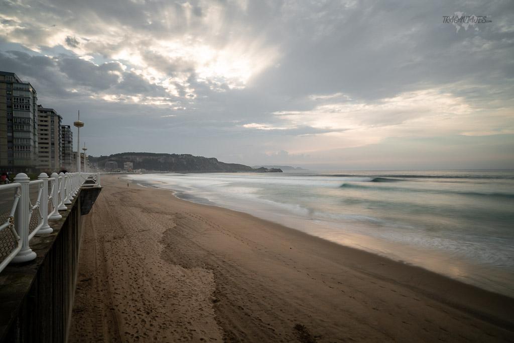 Qué ver en Avilés y alrededores - Playa de Salinas