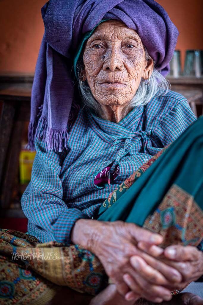 Qué ver en Bandipur - Mujeres newar