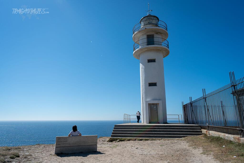 faros de la Costa da Morte - Faro de Touriñán
