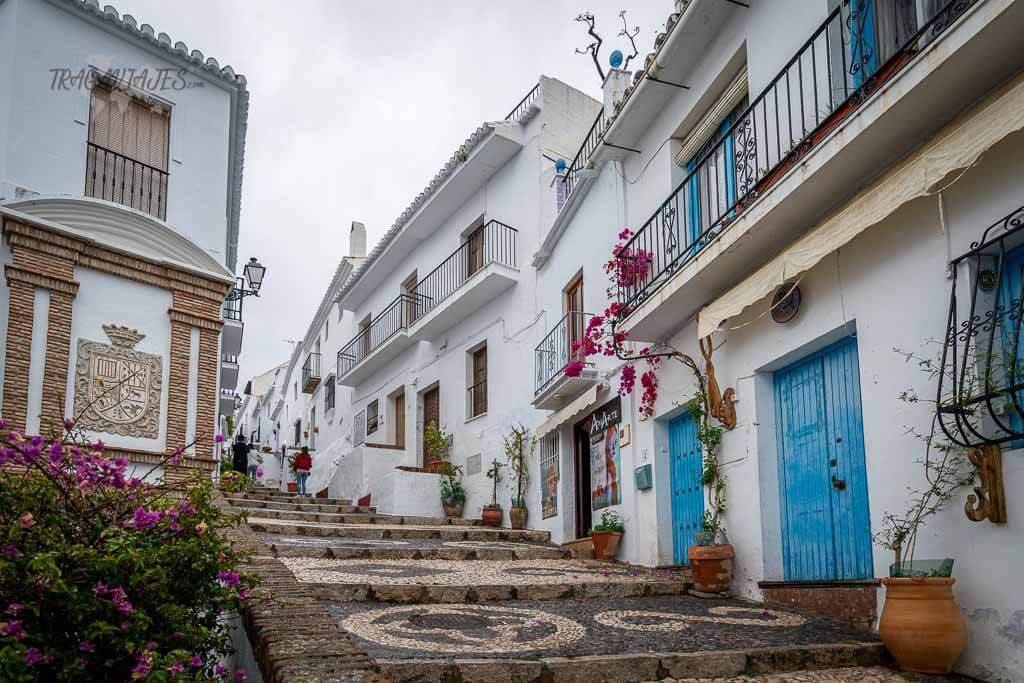 Qué ver en Frigiliana - Calle Hernando el Darra