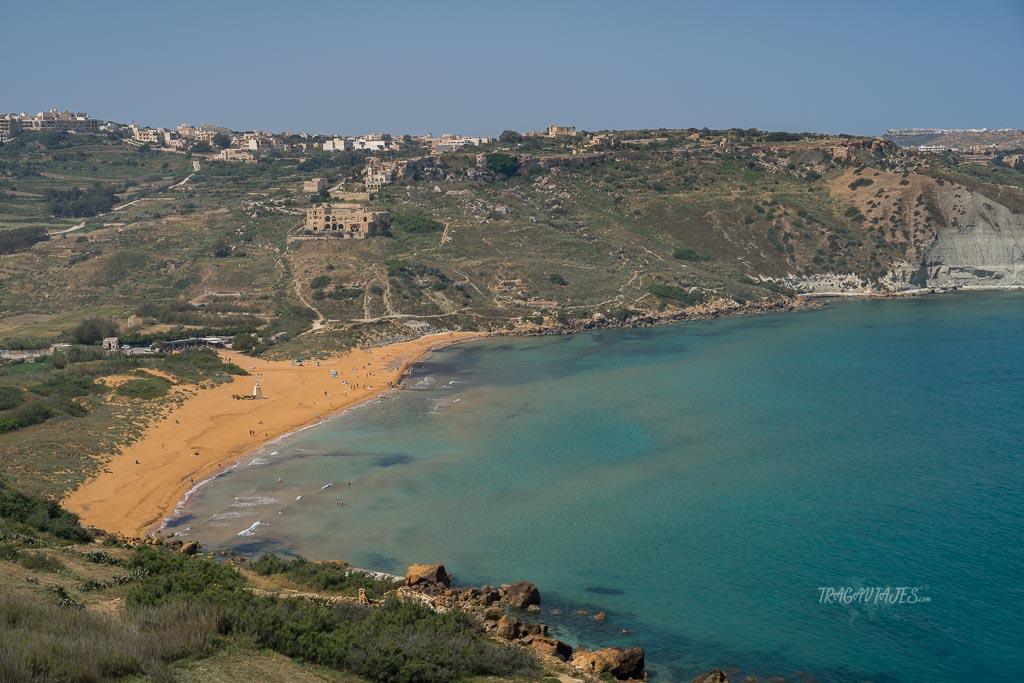 Qué ver en Gozo en un día - Playas de Gozo
