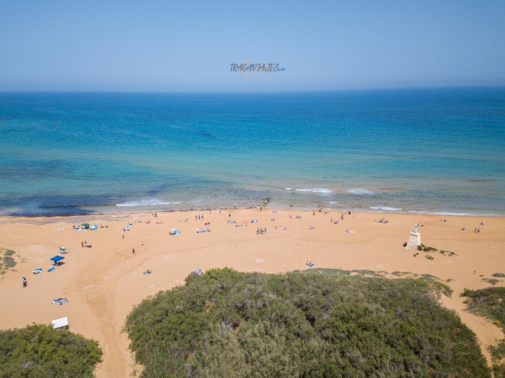 Excursión a Gozo y Comino - Ramla Bay