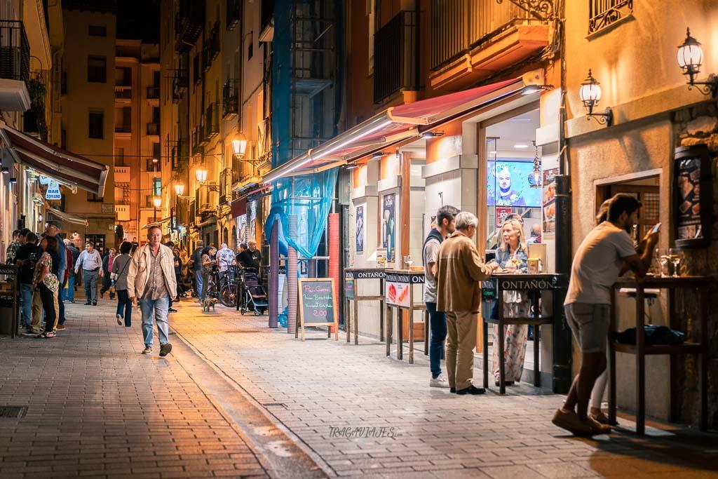 Qué ver en Logroño - Calle Laurel